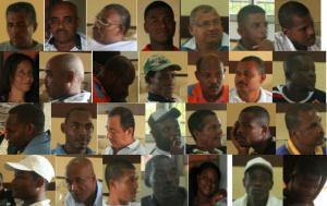 Participants aux ateliers de Buenaventura